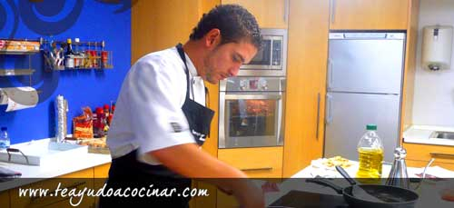 david-cocinando-